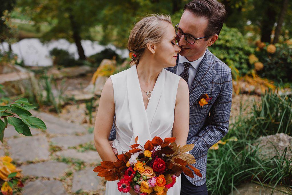 hotel herbarium ślub jesienią