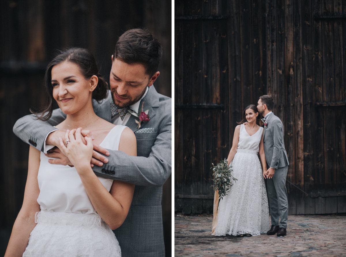 Boho wesele w stodole