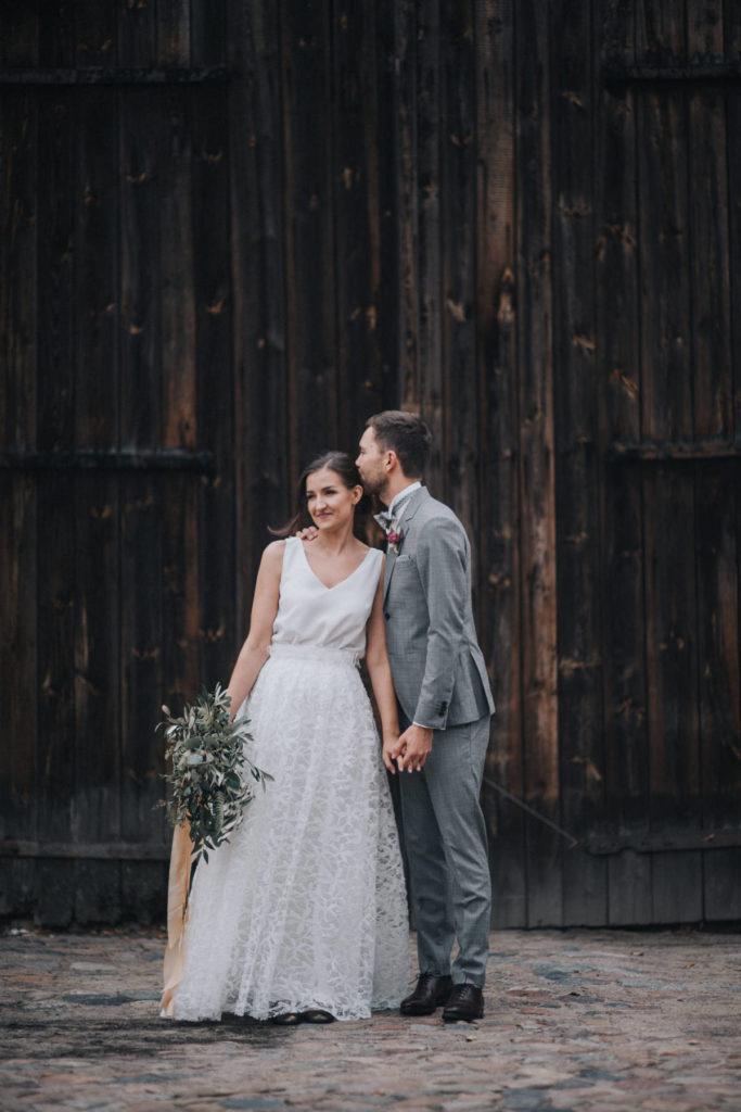 Prawdziwe wesele w stodole