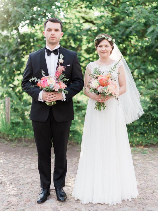 Marta i Jędrzej - wesele Hotelarnia