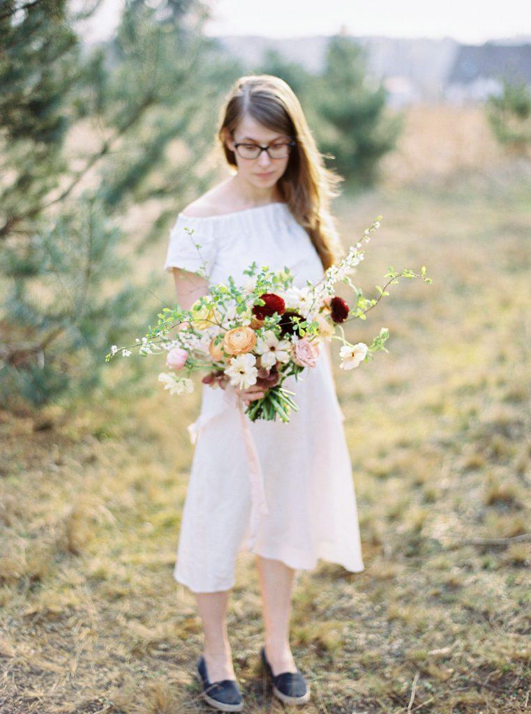 Bukiet ślubny warszawa, wedding florist poland