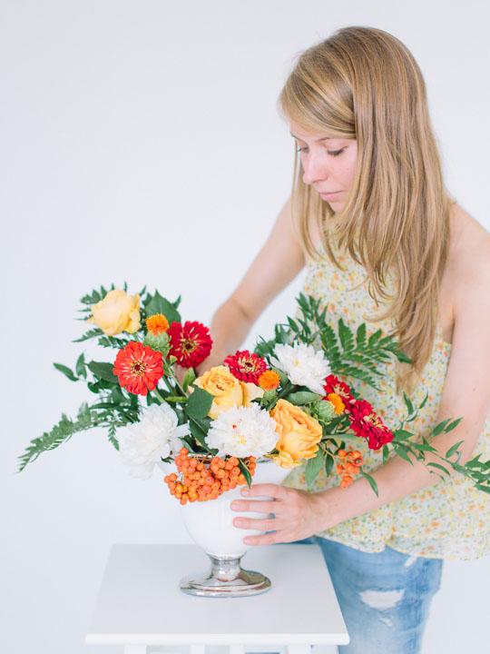 Warsztaty florystyczne Poznań, kurs florystyczny w Poznaniu
