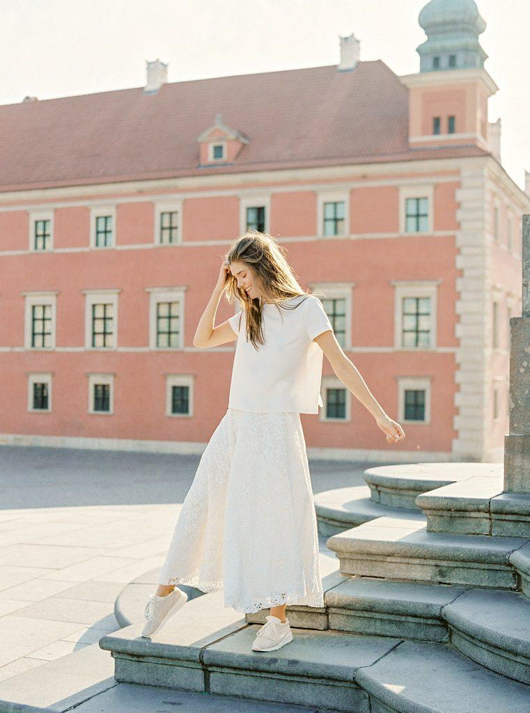 Warsaw Poet sesja ślubne na starówce w Warszawie, Ana Lui Photography