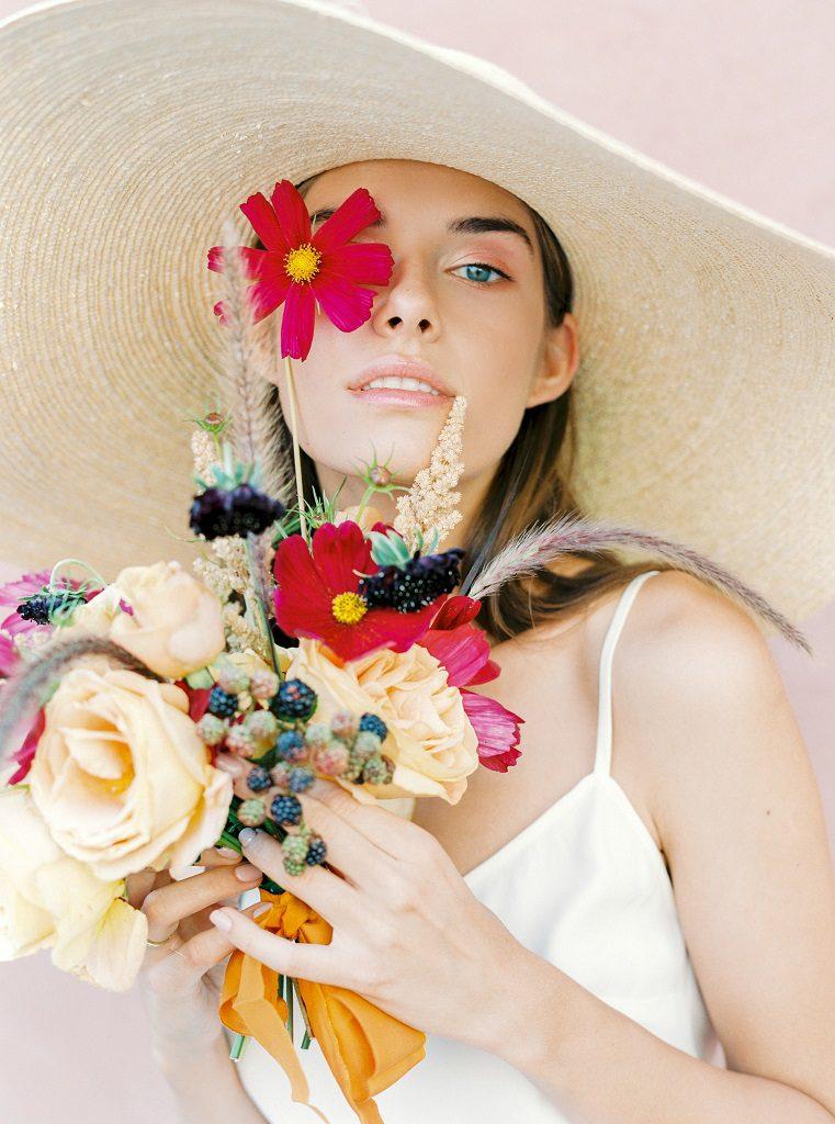 letnie bukiety ślubne, ślub latem, kwiaty na ślub latem, florystyka ślubna Warszawa, Ana Lui Photography