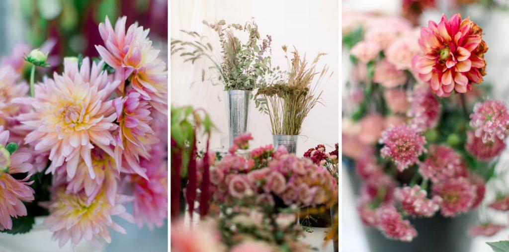 warsztaty florystyczne zimowy ślub, warsztaty florystyki ślubnej