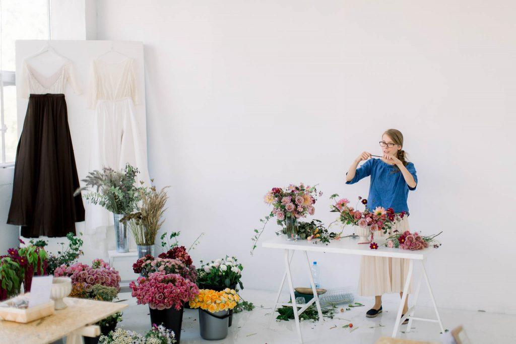 Warsztaty florystyczne Poznań, Warsztaty florystyczne w Poznaniu