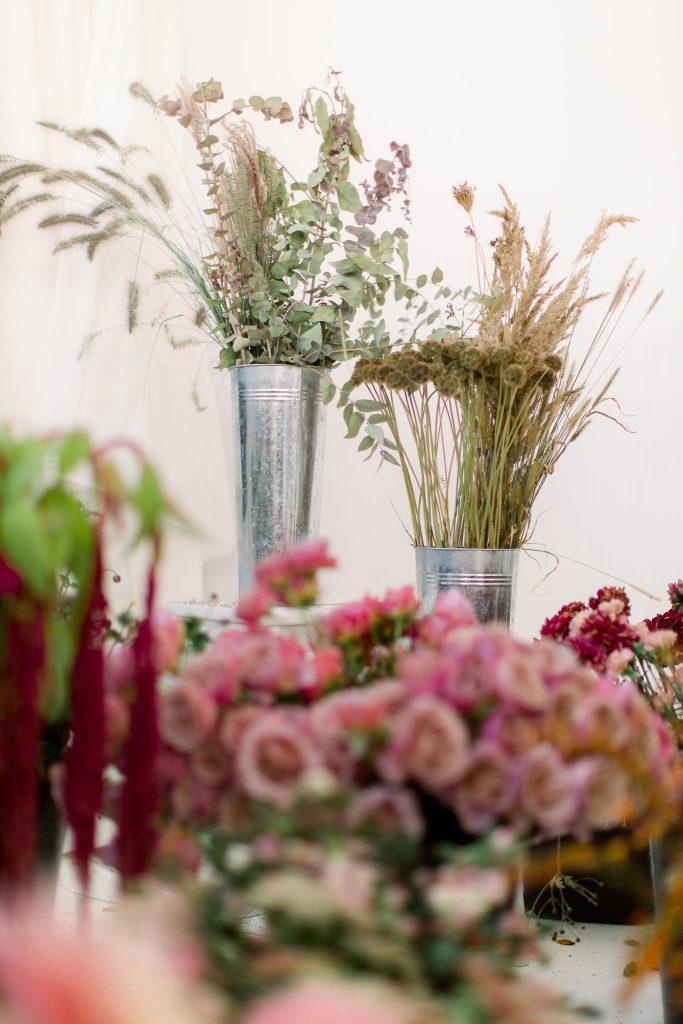 Warsztaty florystyki ślubnej Poznań Flower Stories