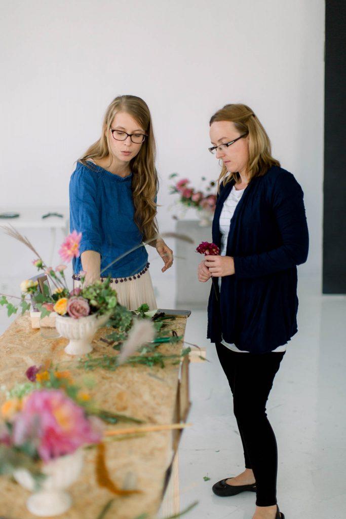 Warsztaty florystyczne jesienne