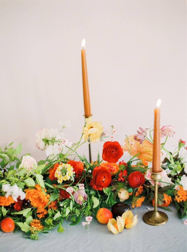 dekoracje ślubne na stół, dekoracje ślubne stołu warszawa