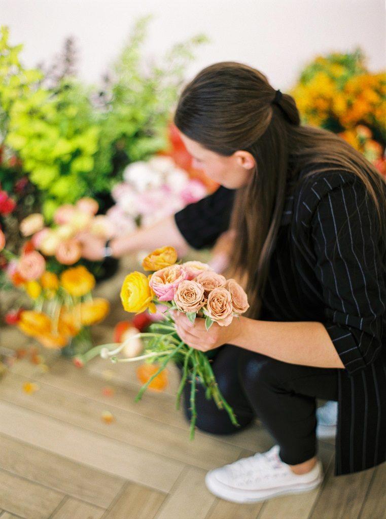 warsztaty florystyki ślubnej