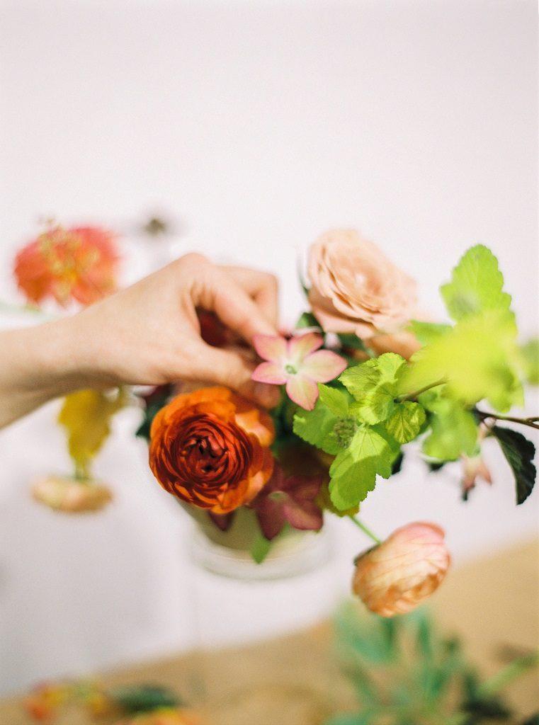 wiosenne warsztaty florystyki ślubnej