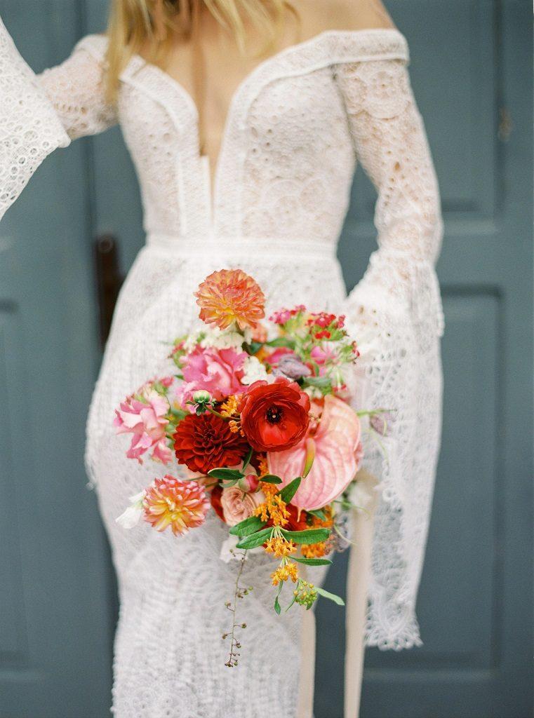 warsztaty florystyczne bukiety ślubne
