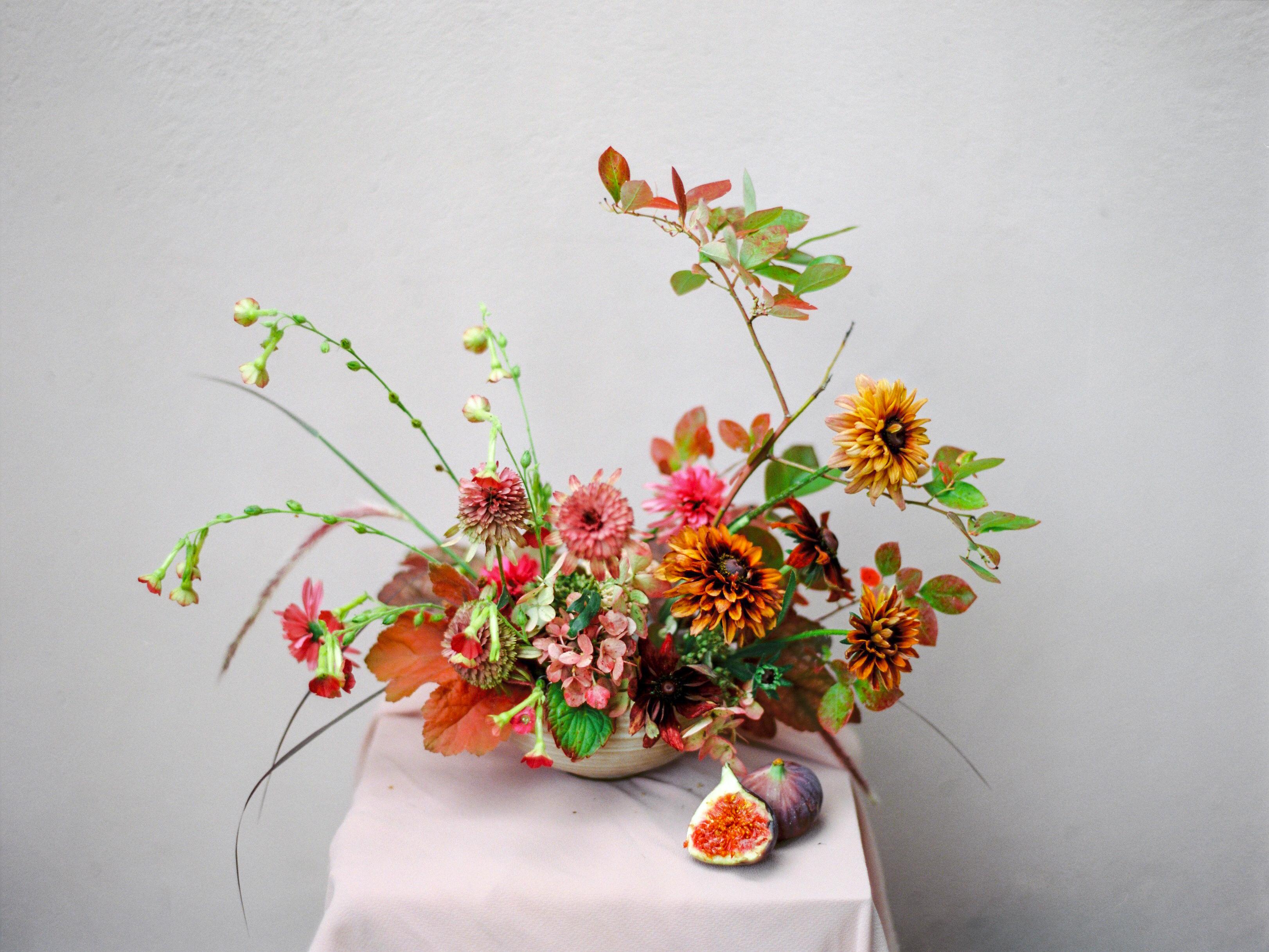 florystyka zero waste, śluby zero waste